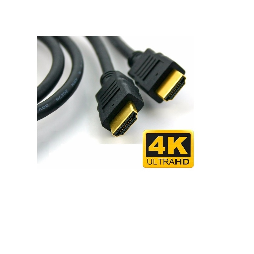 Cable Hdmi De 5 Mt ·  Soporte 3d, 4k