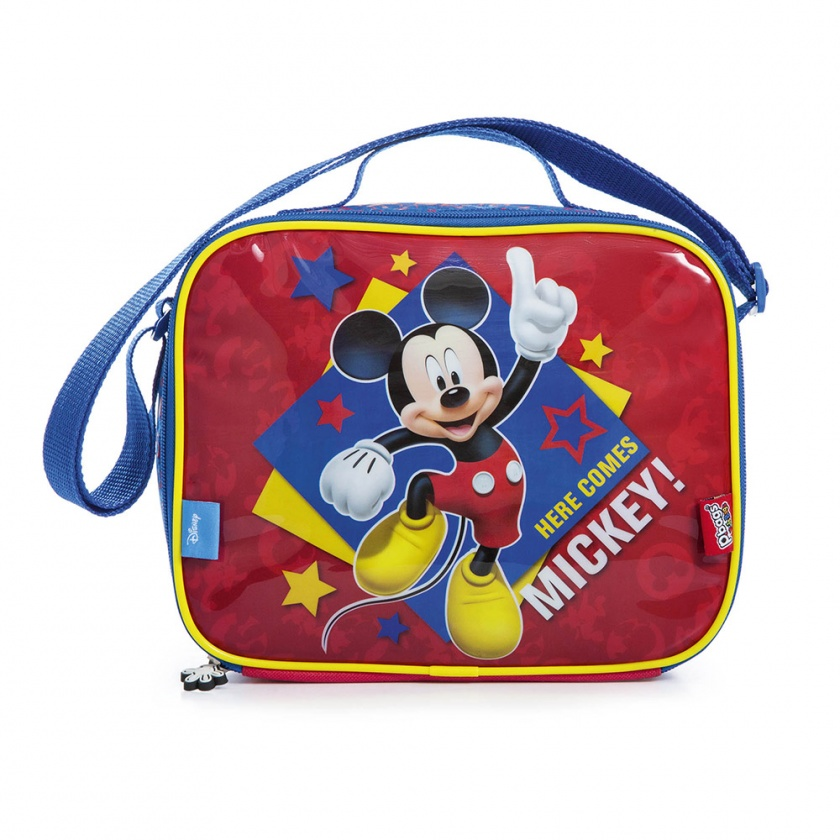 Lonchera Mickey Mouse Disney
