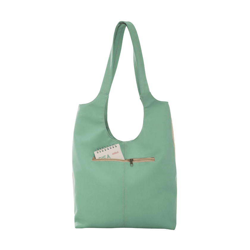 Bolso Biscuit Menta