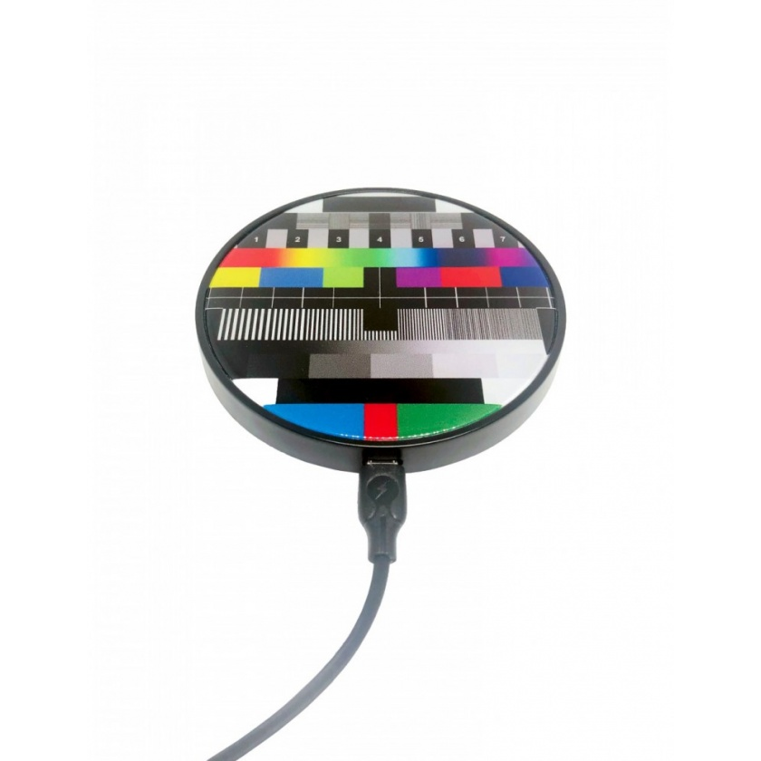 Cargador Wireless WK Design Color Bars (Carga Rápida)