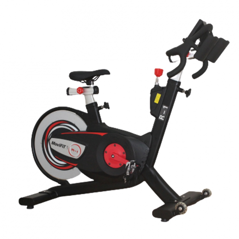 Bicicleta Estática R-one Movifit Con Monitor